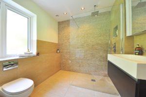 łazienka ogrzewanie podłogowe